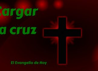 1 Cargar la cruz