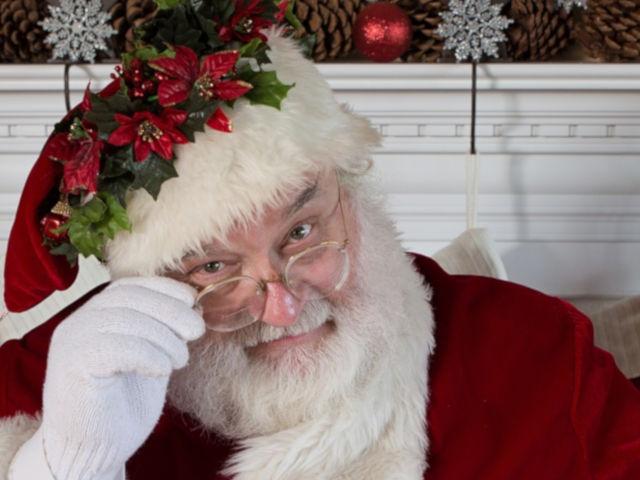 Papa Noel - imágenes de Navidad