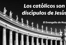 2 Los católicos son discípulos de Jesús