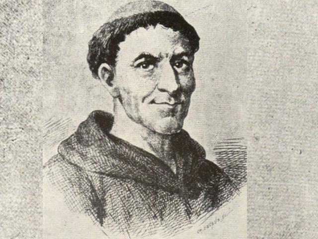 Padre Francisco de Paula Castañeda