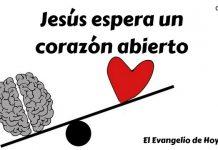 3 Jesús espera un corazón abierto
