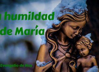 3 La humildad de María