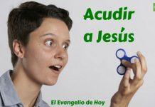 acudir a jesus