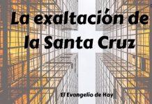 5 La exaltación de la Santa Cruz
