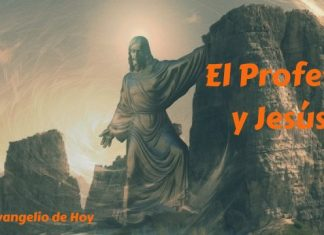 5 el profeta y Jesus
