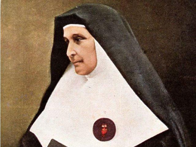 Catalina de Maria Rodriguez religiosa