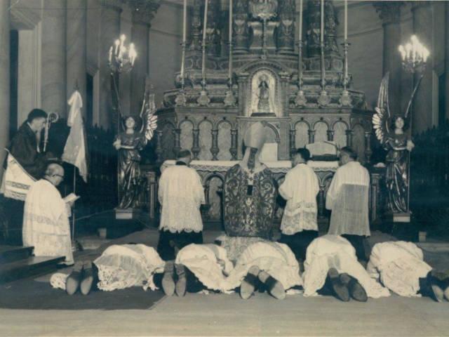 Ceremonia en la Catedral