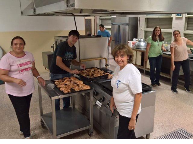 Cuarto Encuentro Formacion ACA Cocina