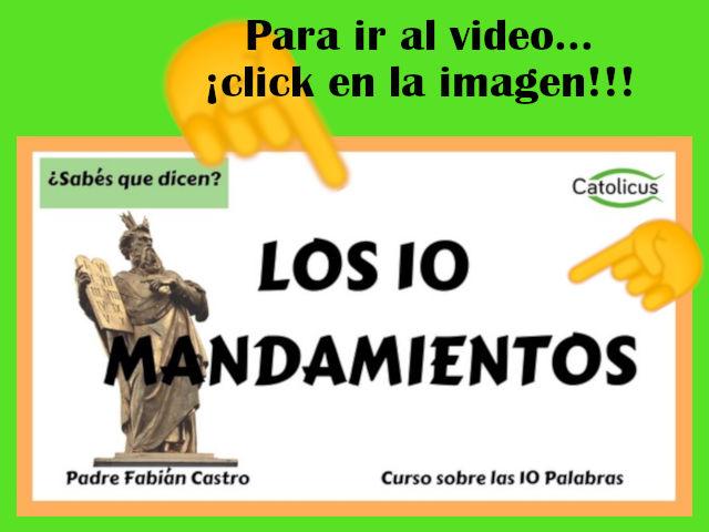 Curso online 10 mandamientos