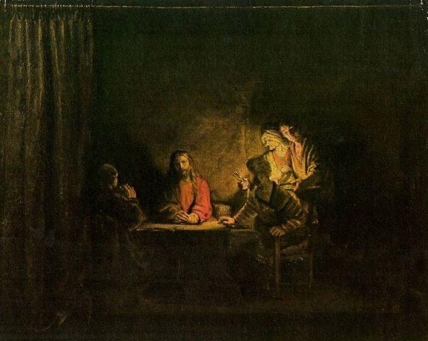 Emaus-Rembrandt