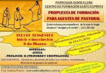 Formacion agentes pastoral Santa Elena