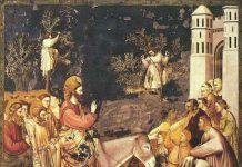 Giotto Entrada Jerusalen