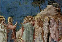 Giotto Resurreccion Lazaro