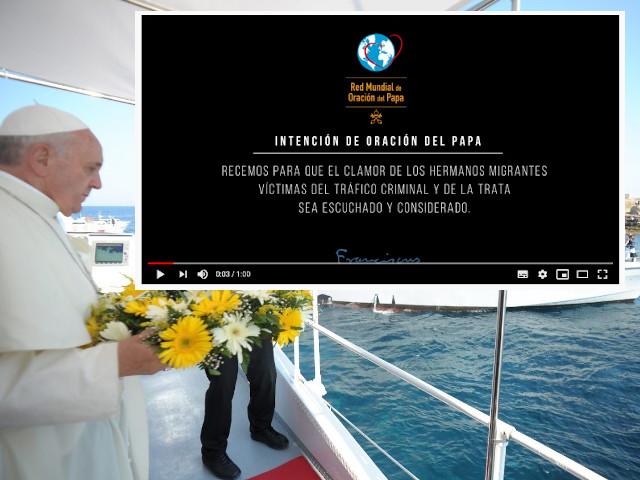 Intencion oracion Papa Febrero 2020