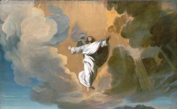 Jesus asciende