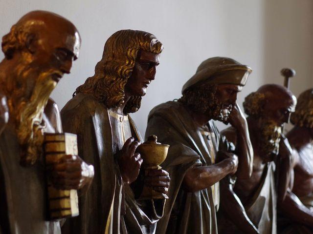 Jesus promesa apostoles