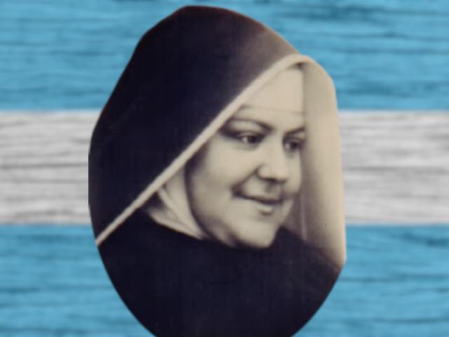 Madre Eufrasia es Sierva de Dios