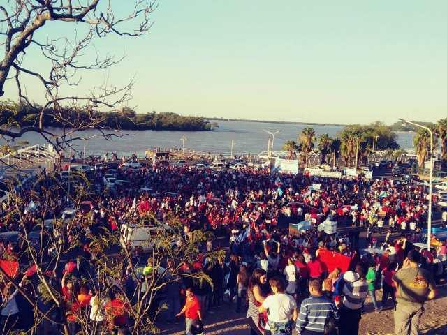 Marcha por la vida Paraná 5