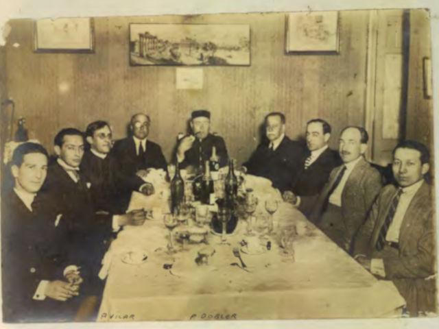 Cena de Moseñor Dobler