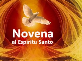Excelente novena al Espíritu Santo