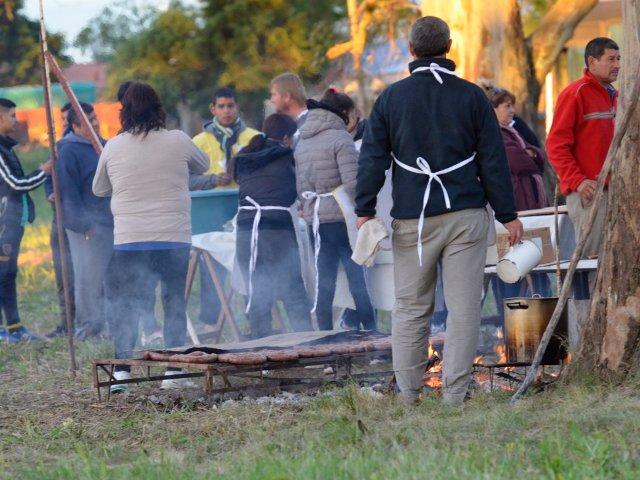 Peregrinacion de los pueblos ParadaPodversich