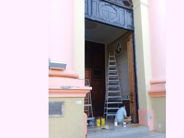 Restauran puerta San Benito