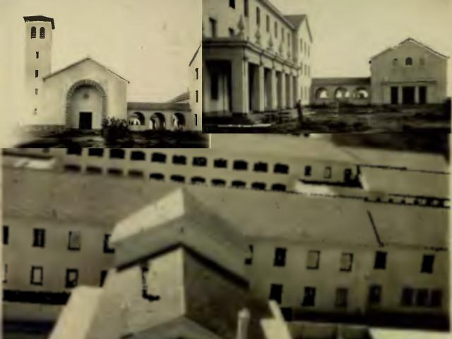 Construcción Seminario de Paraná