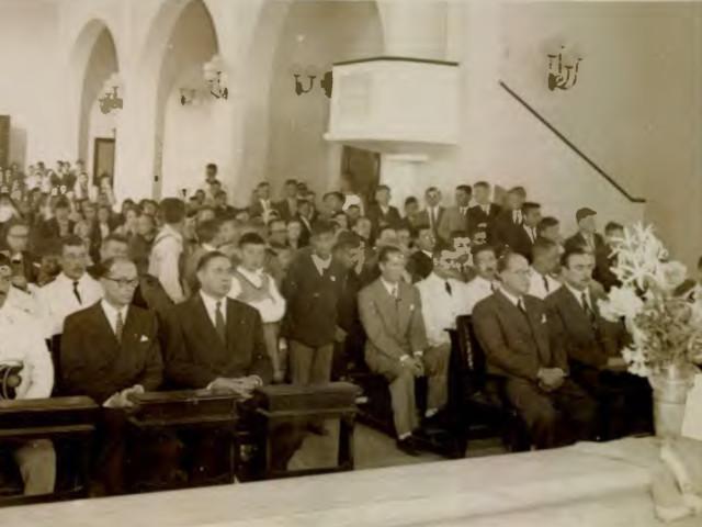 Inauguración Nuevo Seminario de Paraná 6