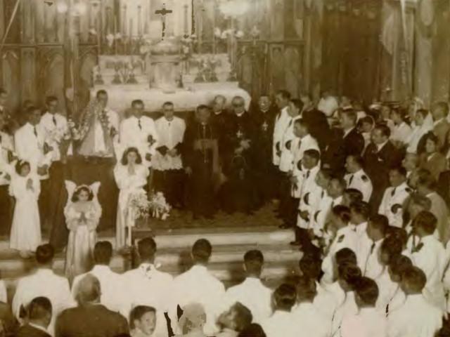 Inauguración Nuevo Seminario de Paraná 7