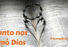 Tanto nos amó Dios