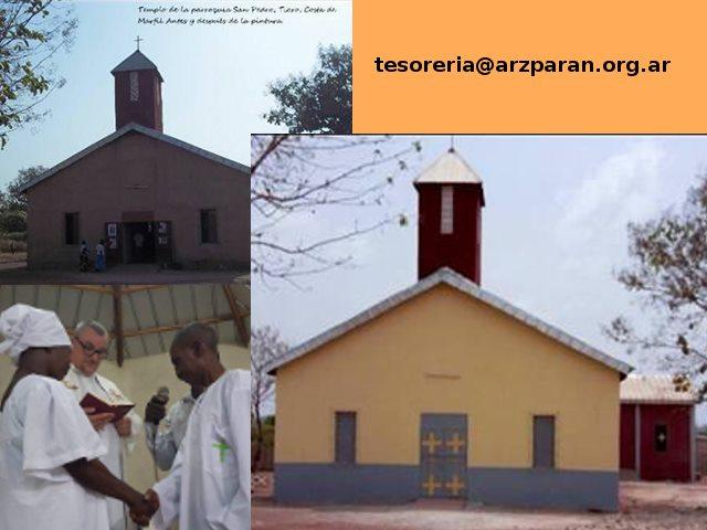 Templo Costa Marfil
