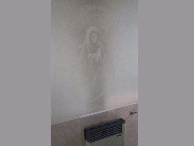Virgen del calefactor 1
