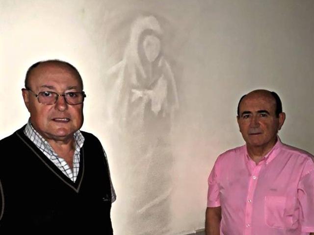 Virgen del calefactor 2