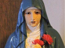 Virgen llora sangre 2