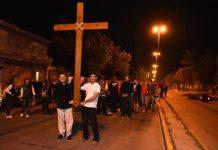 marcha juvenil viernes santo 2016