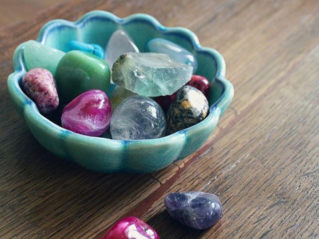 reiki piedras