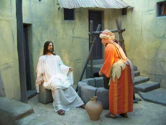 Jesús es la vida